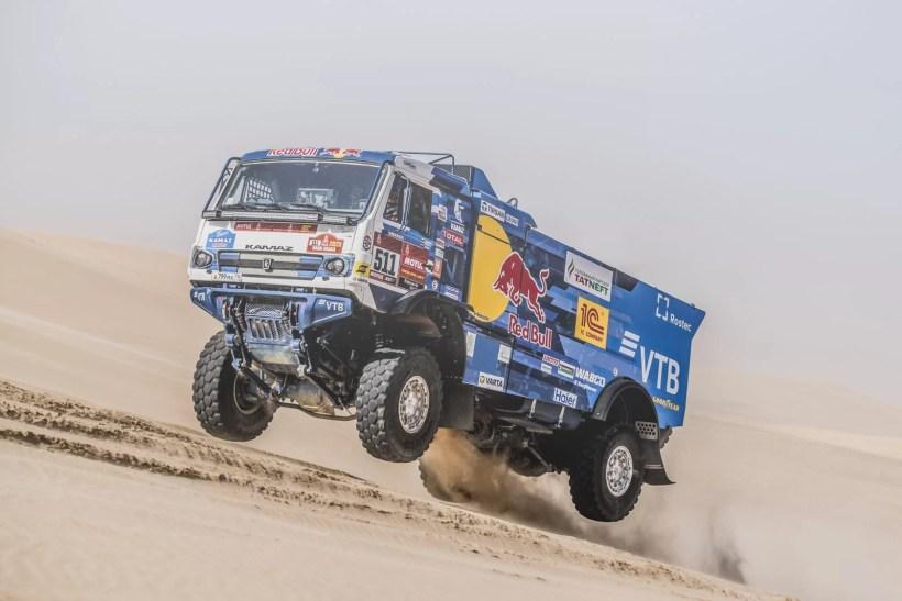 Goodyear_KAMAZ-master Dakar 2020