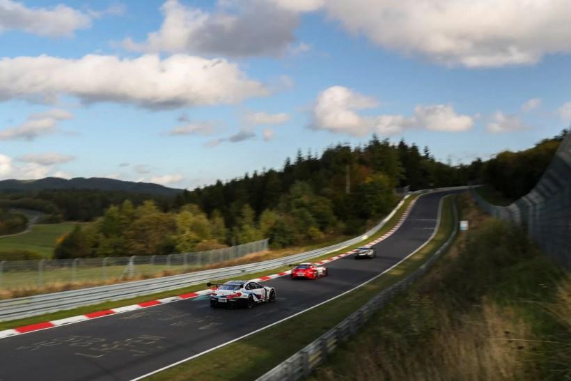 VLN Langstreckenmeisterschaft Nuerburgring 2019, 59. ADAC Reinoldus-Langstreckenrennen (2019-09-28): #42 - Augusto Farfus, Stef Dusseldorp (BMW M6 GT3) - SP9 Pro