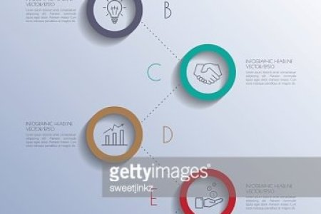 Colour Stepdesign Shadowline Icons Timeline Template graphic OR     Colour StepDesign shadowline icons timeline template graphic or