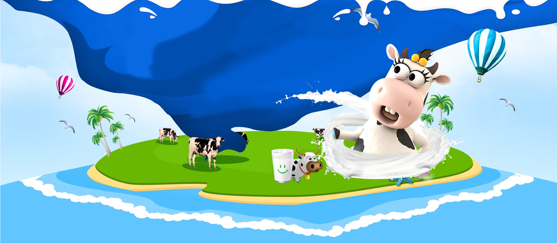 Milk Background Milk Product Dairy Background Image For