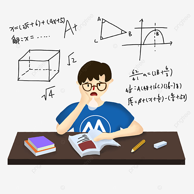 Exam College Entrance Examination Study Hard College Student Png Transparent Clipart Image And Psd File For Free Download