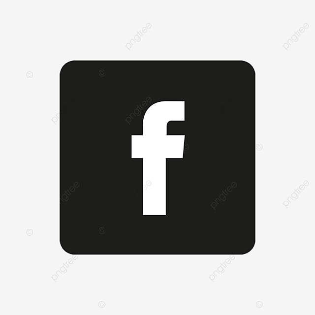 Black Facebook Icon Facebook Logo Facebook Icons Logo Icons Black Icons Png And Vector With Transparent Background For Free Download