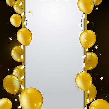 Golden Balloon PNG Images Vector And PSD Files Free Download On Pngtree