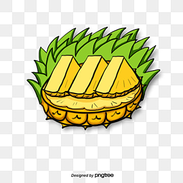 Pineapple Slices Png Images Vector And Psd Files Free Download On Pngtree
