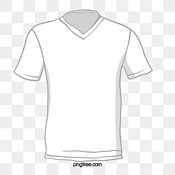 Download View 10+ 46+ Template Jersey Polos Kerah V Png jpg