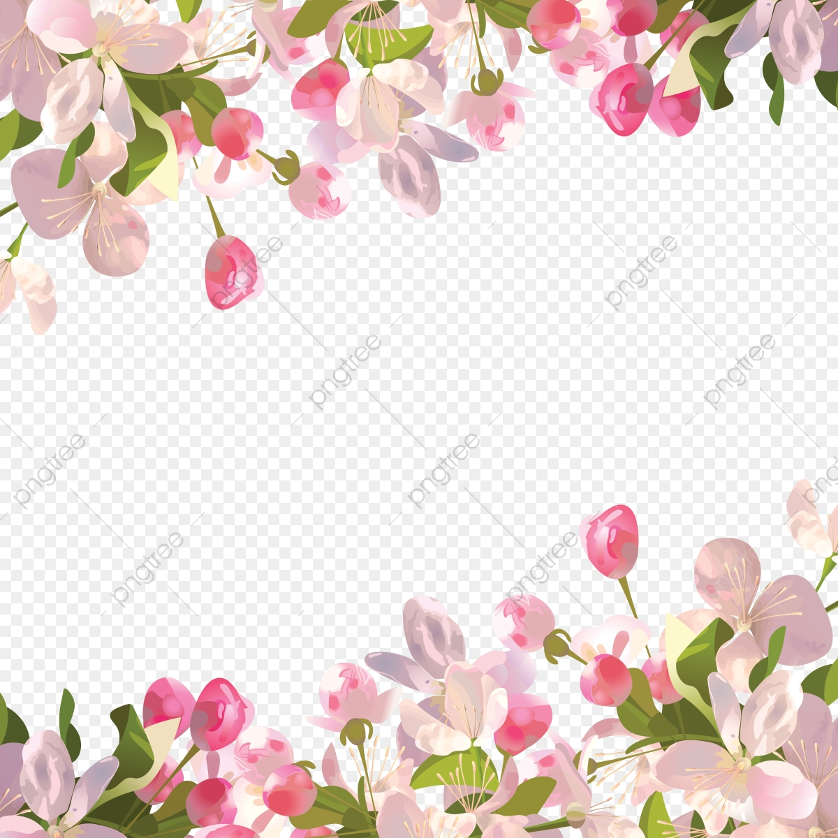 Flower Background Png Vector Psd And Clipart With Transparent Background For Free Download Pngtree