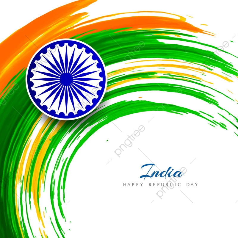 Abstract Indian Flag Theme Background Design Flag Of India 15 August Flag Indian Festival Png And Vector With Transparent Background For Free Download