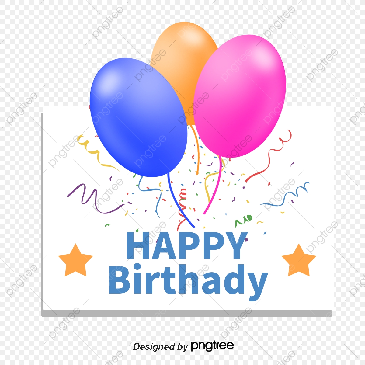 Vector Happy Birthday Balloons Birthday Balloons Clipart Colored Balloons Flat Balloons Png Transparent Clipart Image And Psd File For Free Download