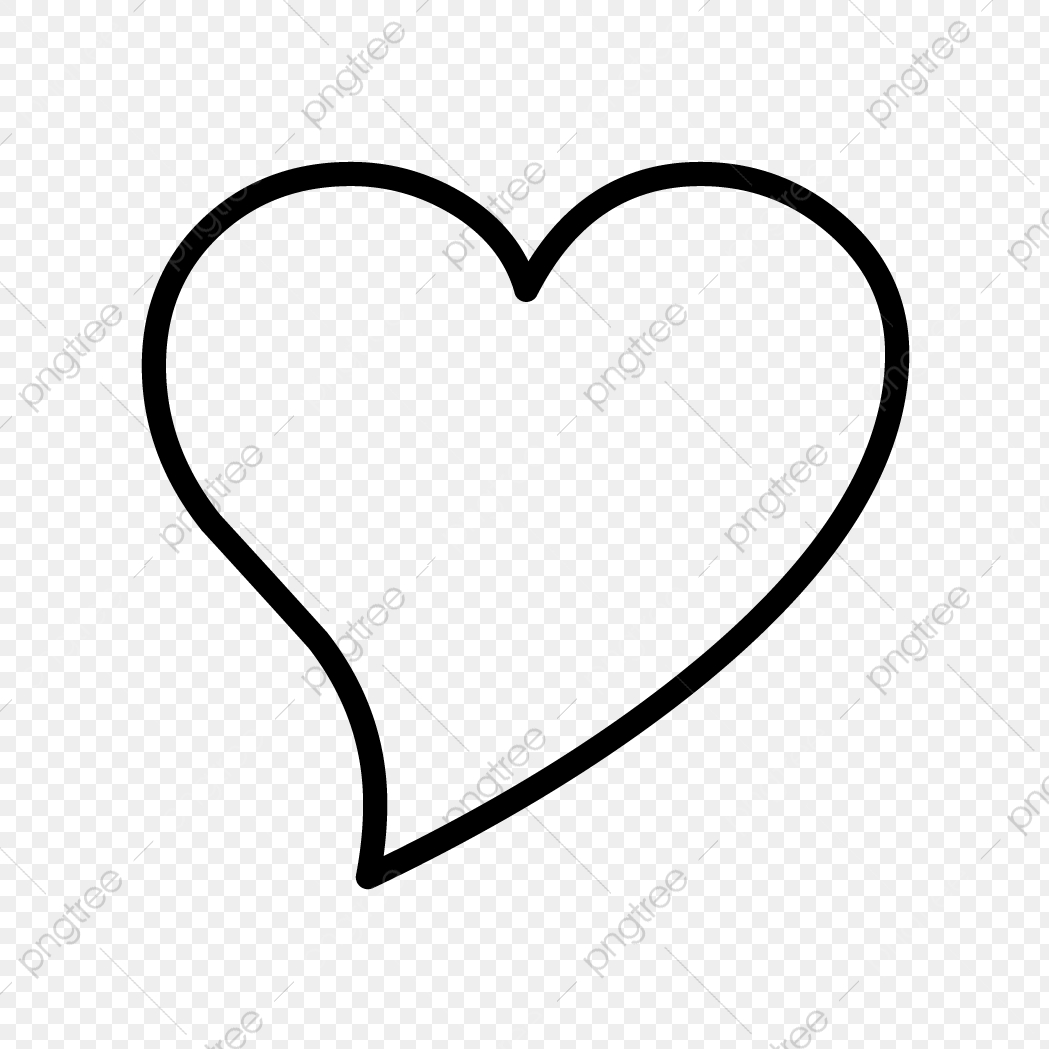 Download Heart Vector Icon White Transparent Background, Heart ...