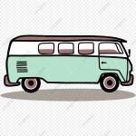 Vw Van Png Vector Psd And Clipart With Transparent Background For Free Download Pngtree
