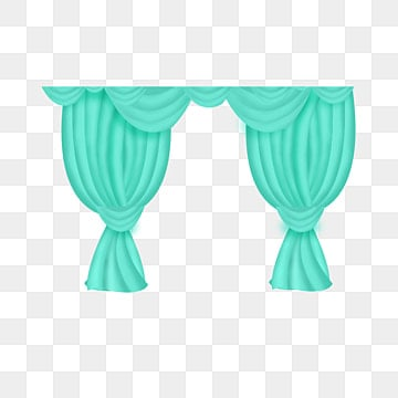 blue curtains png images vector and
