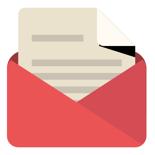 Email Envelope Letter Icon With PNG And Vector Format