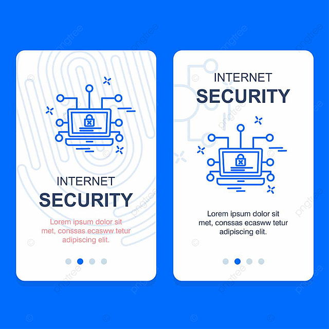 Cyber Security Poster Template For Free Download On Pngtree