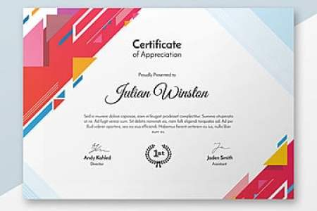 Diploma PNG Images   Vectors and PSD Files   Free Download on Pngtree Modern Certificate Template  Certificate  Template  Diploma PNG and PSD