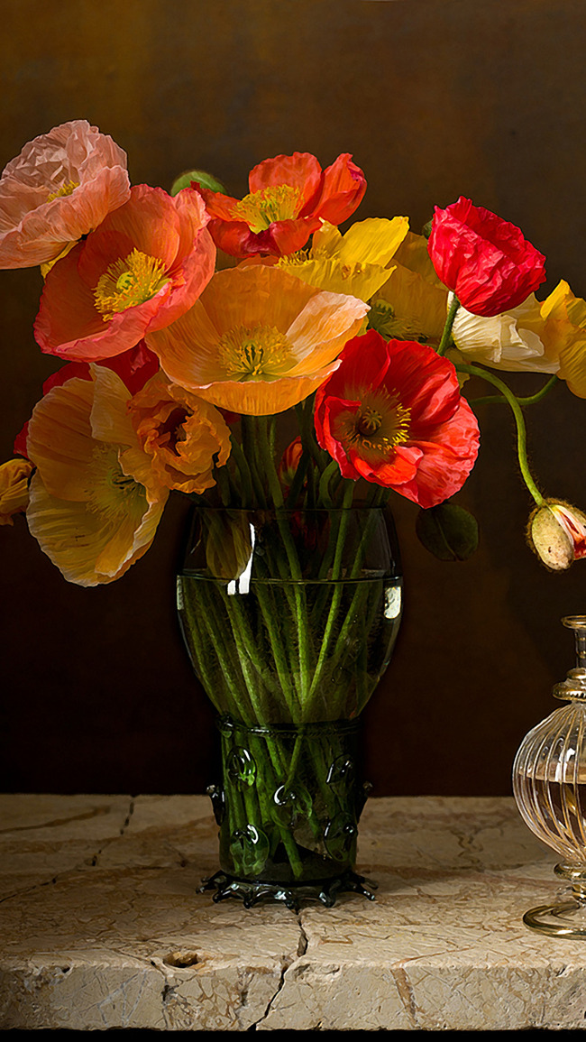 Vase Of Flowers Backgrounds Images PSD And Vectors
