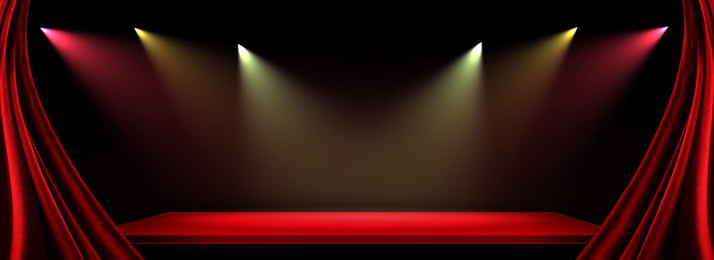 https fr pngtree com freebackground red curtain stage lighting banner background 976802 html
