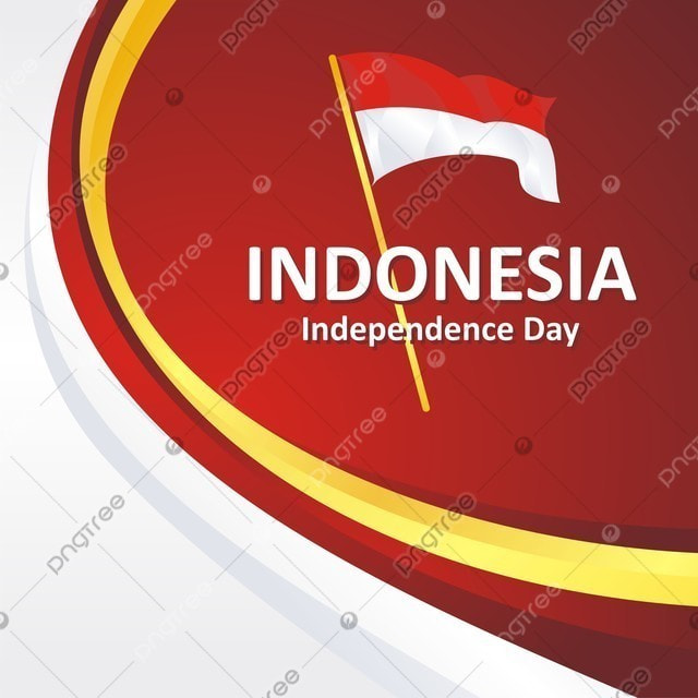 75th Indonesia Independence Day Background With Modern And Stylish Design Dirgahayu 1945 Democratic Background Image For Free Download
