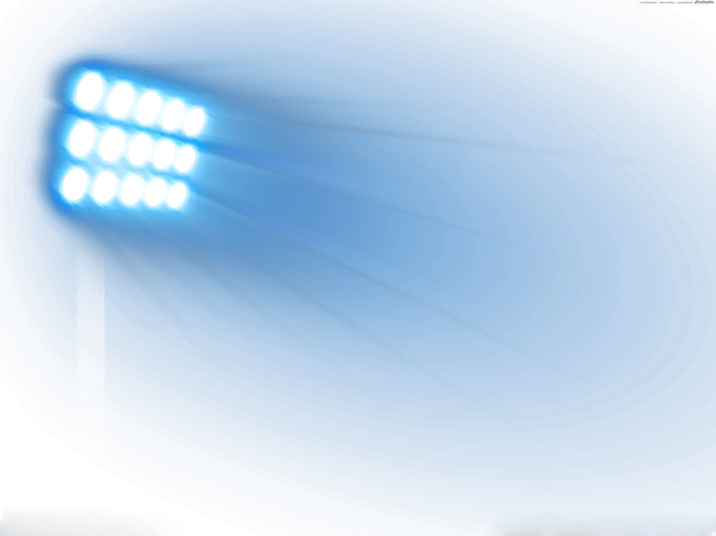 Blue LIGHT PNG Images free (650 x 487 Pixel)