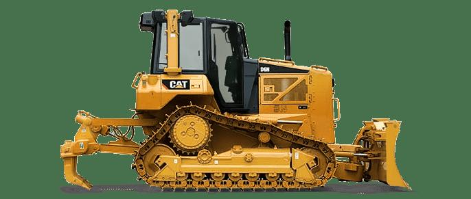 Types Vehicles Cat Construction