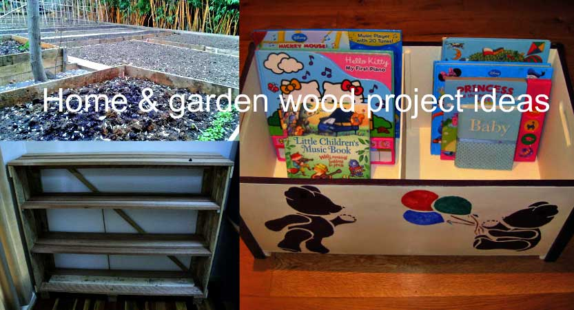 Wood Project Ideas for Beginners