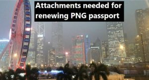 Read more about the article PNG Passport Application Form Completion Guide