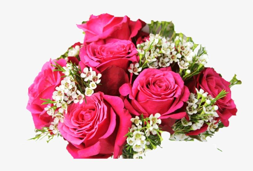 Red Rose Flowers Bokeh Wedding Png 2 Image