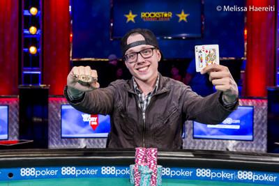 Jordan Hufty Wins First WSOP Gold Bracelet in Event #1: $565 Casino Employees No-Limit Hold'em