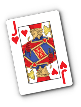 Faded Spade: The New Face of Cards? 105