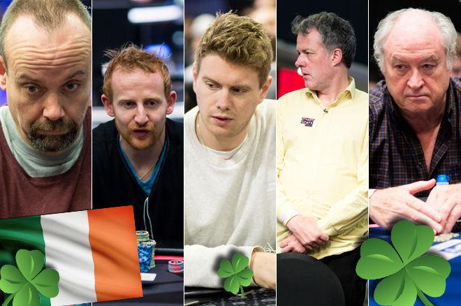 Andy Black, Dermot Blain, Marc MacDonell, Dara O'Kearney, Donnacha O'Dea