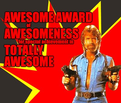 you are awesome award quotes