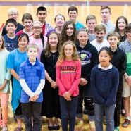 Midway Middle School Students Earn Academic Recognition