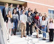 Debate Team Wins Leading Chapter Award