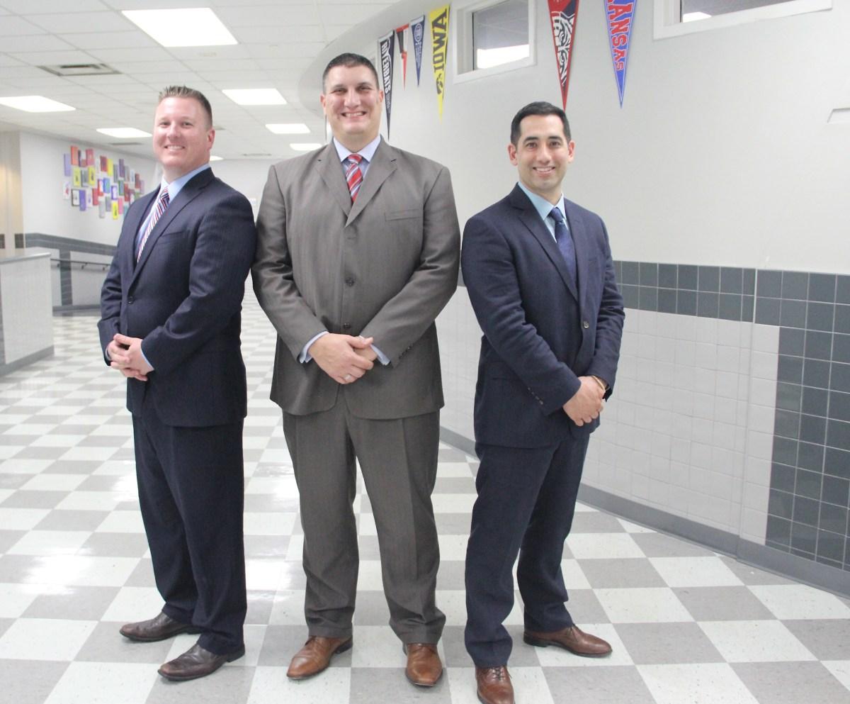Three Midway Principals Selected as Texas National ...