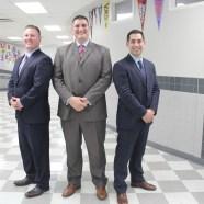 Three Midway Principals Selected as Texas National Distinguished Principal Finalists