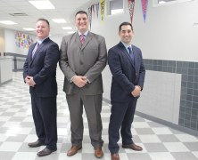 Three Midway Principals Selected as Texas National Distinguished Principal Finalists