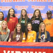 Athletic Scholarships Early Signing Day