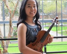 Midway Violinist Wins National Music Competition