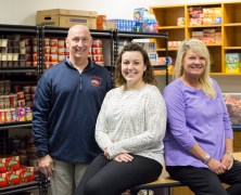 Midway earns national recognition for battling hunger
