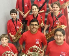 MMS All-Region Band