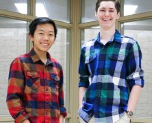 National Merit Finalists: Kuang & Kanz