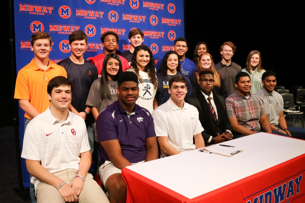 18 Athletic Signings on National Signing Day