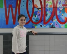 Woodgate Intermediate 6th Grader Andreea Turcanu Wins at Texas Coast Children's Art Contest