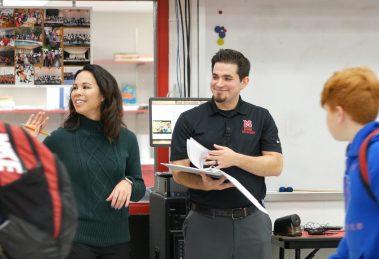 Mentoring Program at Midway ISD