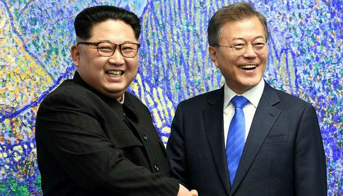 दुई कोरियाबीच कोरियाली द्वीपमा रेलमार्ग निर्माण सहमति