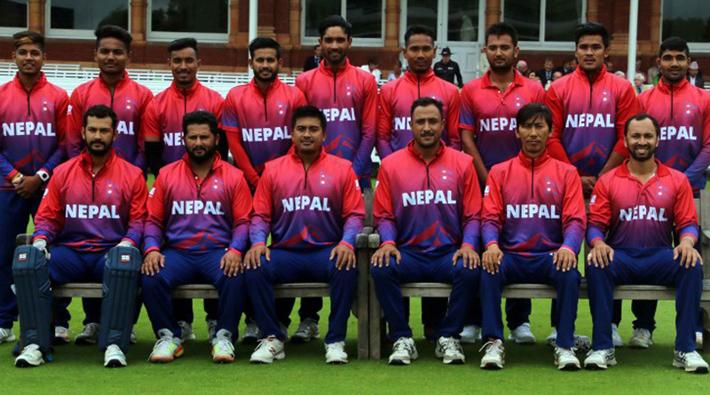 नेपाली क्रिकेट टोली मलेसिया प्रस्थान