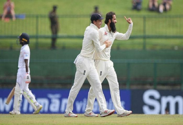 टेस्ट क्रिकेट : इङ्ल्यान्ड विजयी