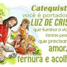 Feliz dia do catequista