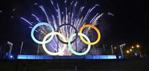 Rio Olympic Rings