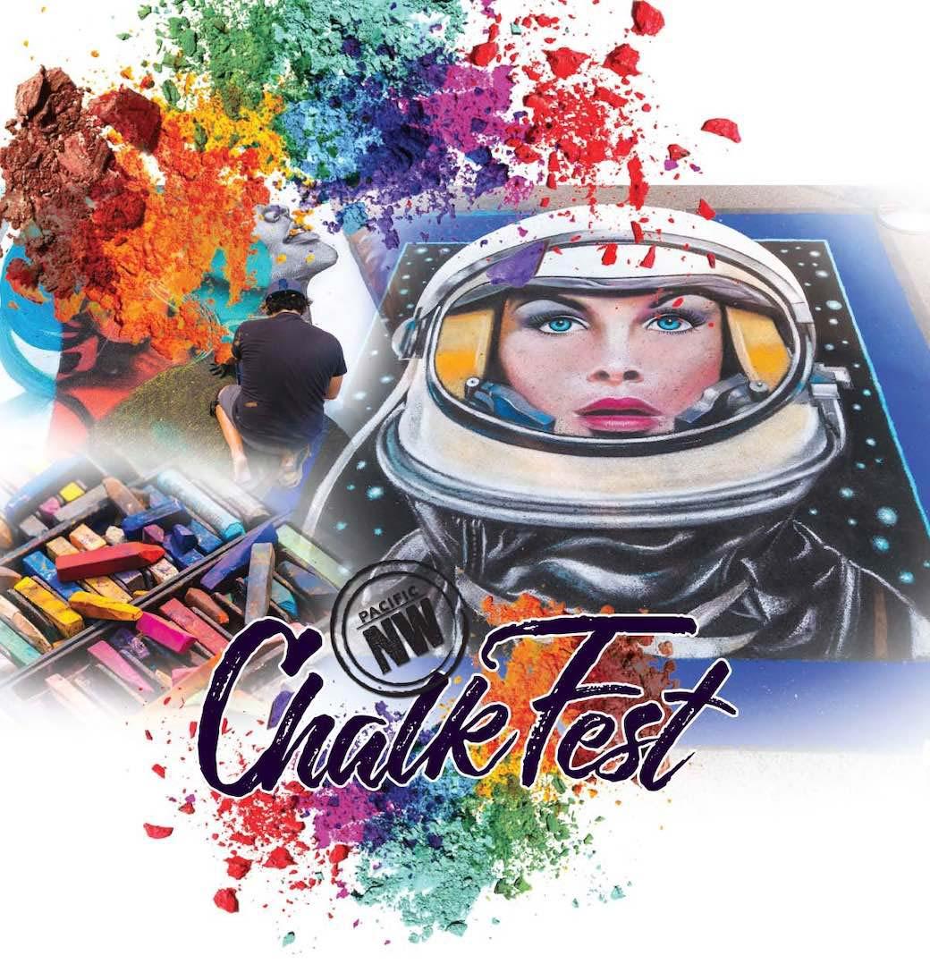 Pacific Northwest Chalkfest