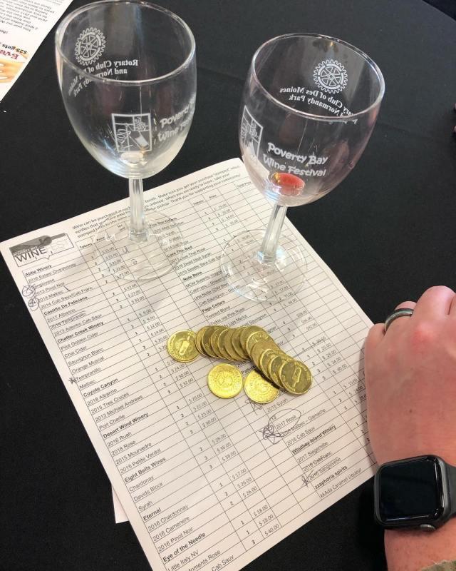 15th Annual Poverty Bay Wine festival